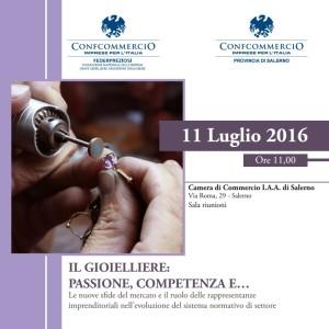 CONFCOMMERCIO SALERNO e FEDERPREZIOSI CONFCOMMERCIO @ Confcommercio  Salerno - Sala Riunioni   Salerno   Campania   Italia
