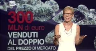 PARLIAMO CHIARO A PROPOSITO DI DIAMANTI – IMPORTANTE CONTRIBUTO DI REPORT SU RAI3
