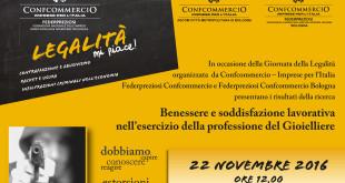 GIORNATA DELLA LEGALITA' CONFCOMMERCIO IMPRESE PER L'ITALIA