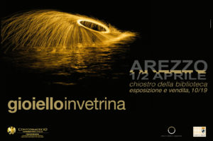 AREZZO - GIOIELLOINVETRINA @ Chiostro della Biblioteca | Arezzo | Toscana | Italia
