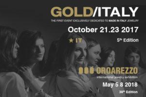 OROAREZZO | GOLD/ITALY 2017 @  GOLD/ITALY  Arezzo Fiere e Congressi s.r.l. | Arezzo | Toscana | Italia