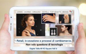 DIGITAL TALKS | Retail, innovazione e processi di cambiamento.