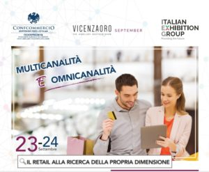 "VICENZAORO  | DIGITAL TALKS  |""MULTICANALITÀ E OMICANALITÀ: IL RETAIL ALLA RICERCA DELLA PROPRIA DIMENSIONE"" @ VICENZAORO SEPTEMBER – VO SQUARE PAD. 6 DIGITAL TALKS 