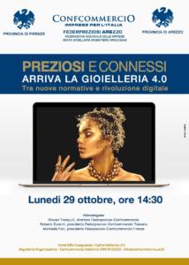 AREZZO - FIRENZE | Preziosi e Connessi. Arriva la gioielleria 4.0 @ Hotel Villa Casagrande | Figline Valdarno | Toscana | Italia