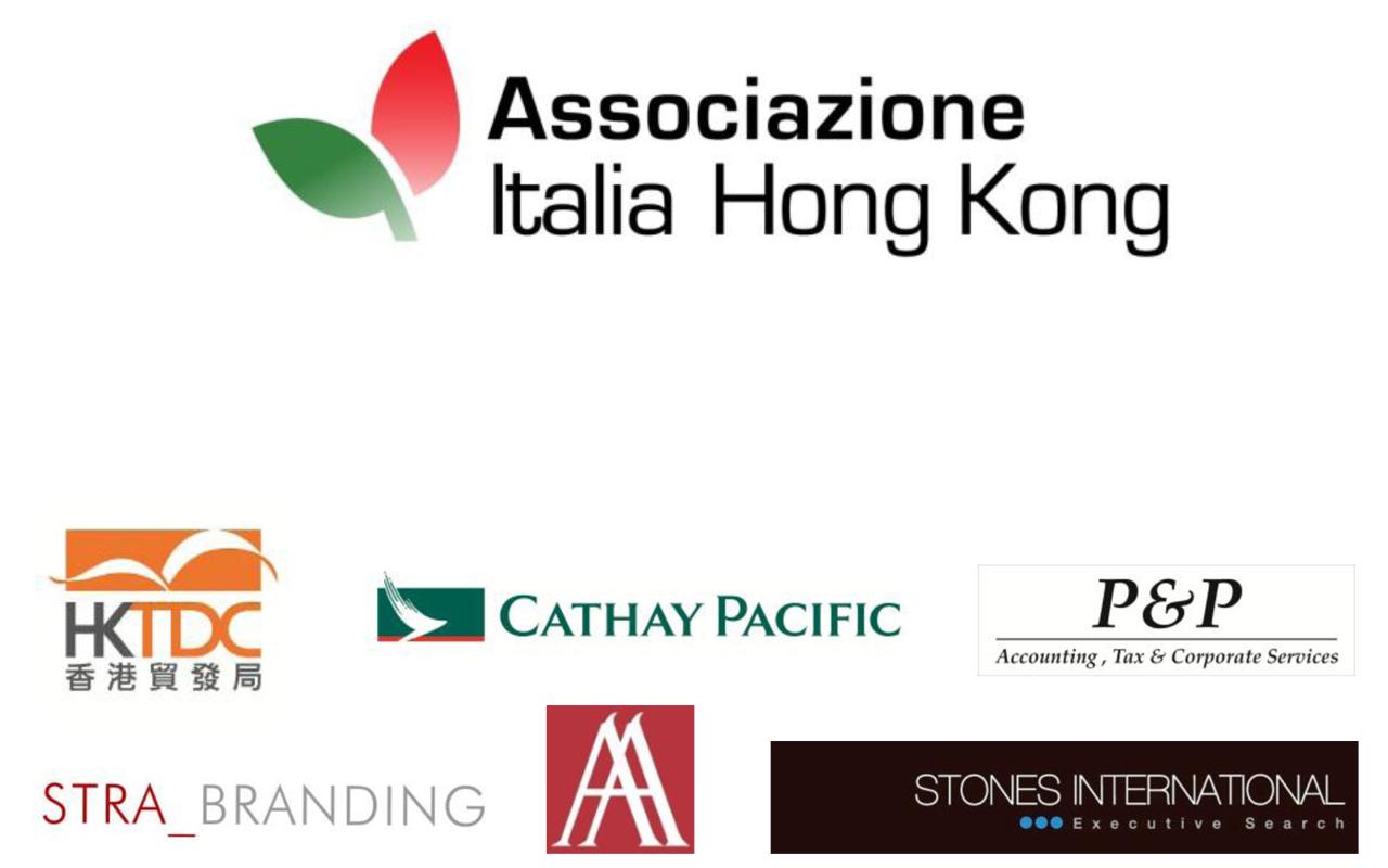 SEMINARIO:HONG KONG E CINA –  STRATEGIE PER LE AZIENDE ITALIANE. DA PRATICA AD UN CORRETTO APPROCCIO AL MERCATO.