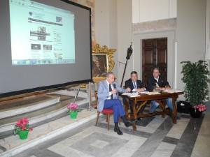 L'intervento del Vicepresidente Renato Borghi