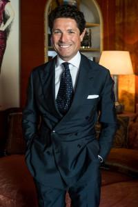 Matteo Marzotto, President Fiera di Vicenza
