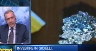 A CLASS CNBC PATRIMONI SU SKY 507 IL PUNTO DI FEDERPREZIOSI SULLA GIOIELLERIA