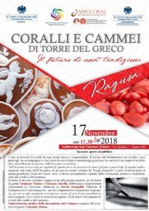 RAGUSA | CORALLI E CAMMEI DI TORRE DEL GRECO @ Auditorium San Vincenzo Ferreri | Ragusa | Italia