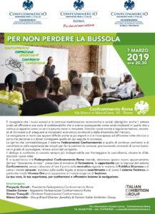 ROMA | PER NON PERDERE LA BUSSOLA @ Confcommercio Roma | Roma | Lazio | Italia