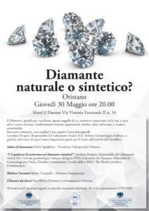 ORISTANO | Diamante naturale vs Diamante sintetico @ Hotel il Duomo | Oristano | Sardegna | Italia